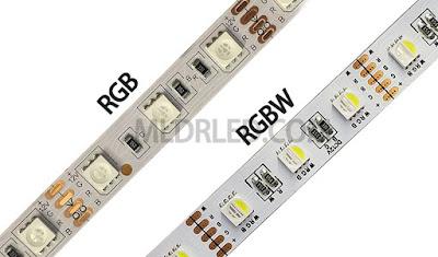 RGB and RGBW LED Strip Lights