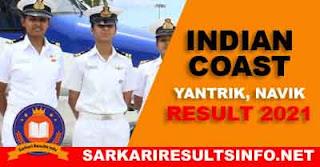 Indian Coast Yantrik
