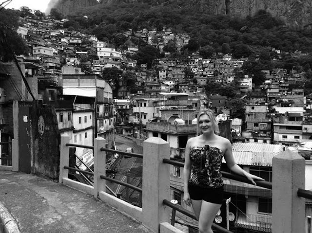 Una española muerta al visitar una favela