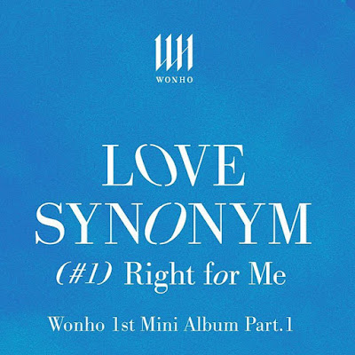 Wonho Love Synonym(#1) Right for Me