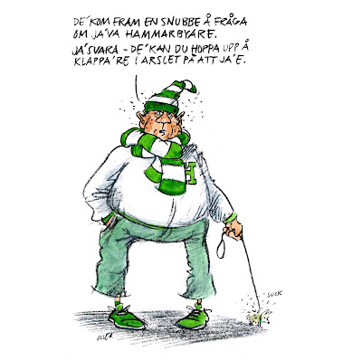 Liberalisering sankte fotbollen och poesin 2