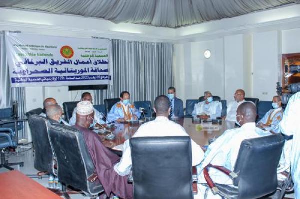 """البرلمان الموريتاني يستقبل وفدا من """"البوليساريو الوهمية"""" في عز أزمة """"الكركرات"""""""