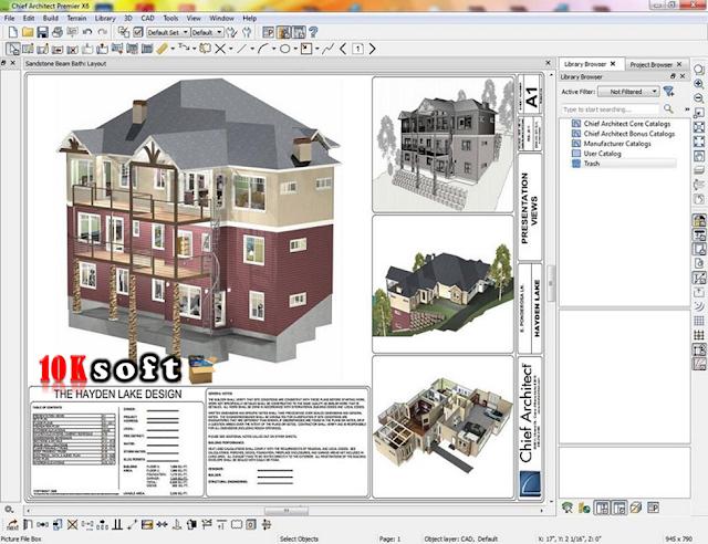 Chief Architect Premier X8 direct Download Link