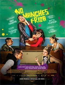 Ver Pelicula No Manches Frida (2016)