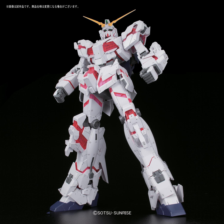 Mega Size 1/48 RX-0 Unicorn Gundam [DESTROY MODE]
