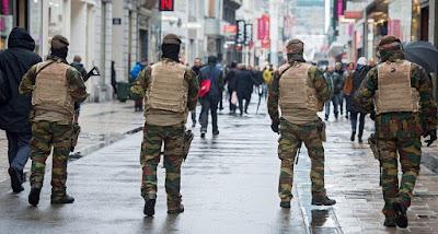 Bruxelles – La capitale della paura