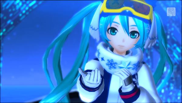 Hatsune Miku Project DIVA X Gameplay