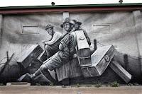 Tarcutta Street Art   Sam Brooks