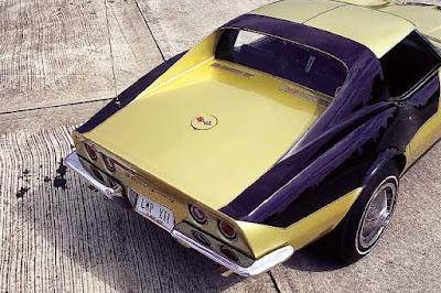 """Black Wing 1969 """"Astrovette"""""""