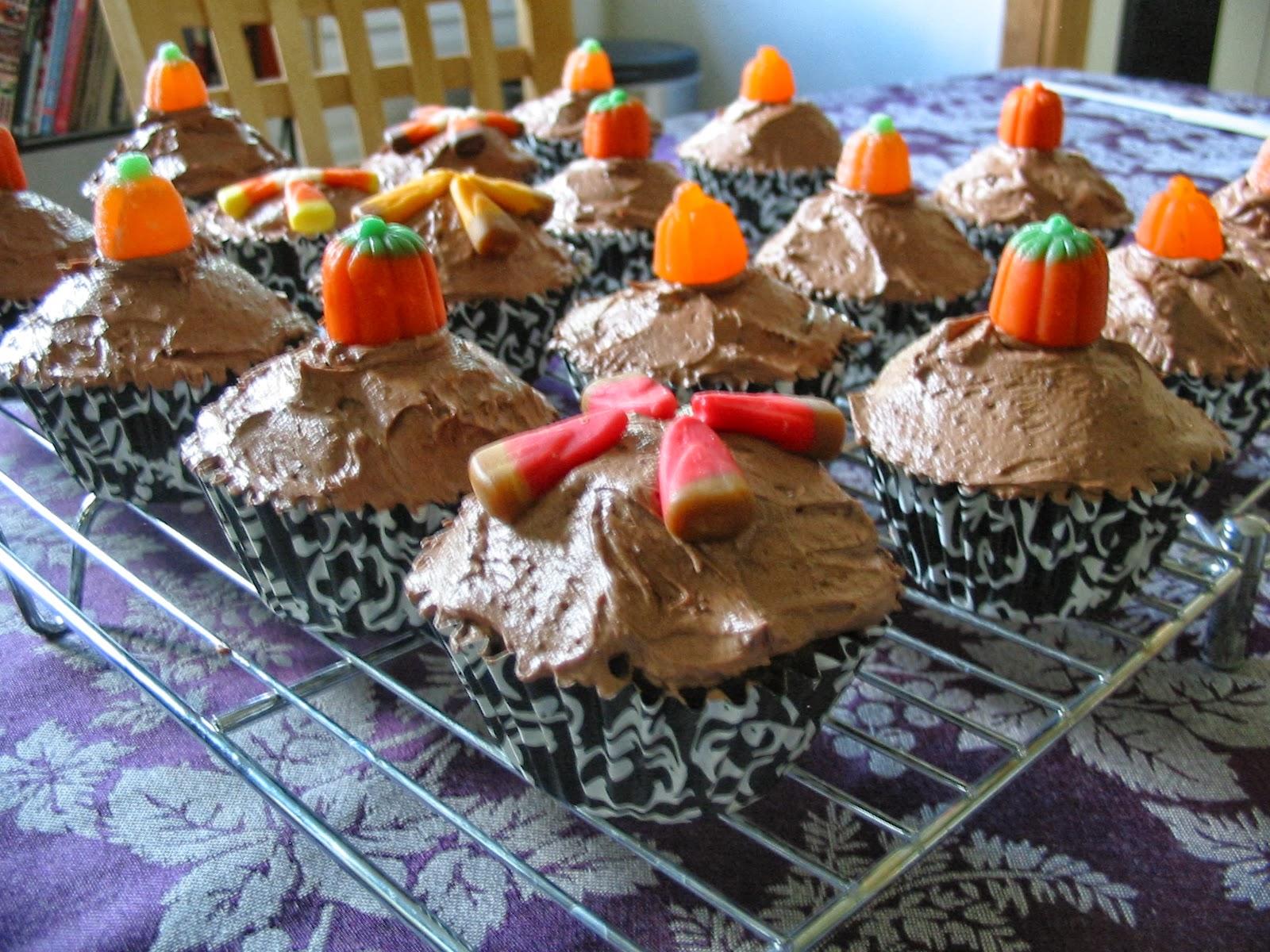 the chocolate cult: halloween treat challenge winner 2013