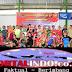 Pererat Kemitraan, TNI-Polri Dan Jurnalis Adu Skill Di Lapangan Futsal