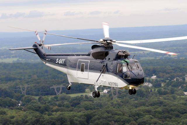Sikorsky S-61T