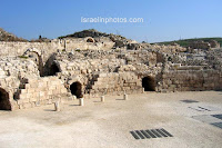 Israel Travel Guide -  Archeology & History: Tel Maresha - Beit Guvrin