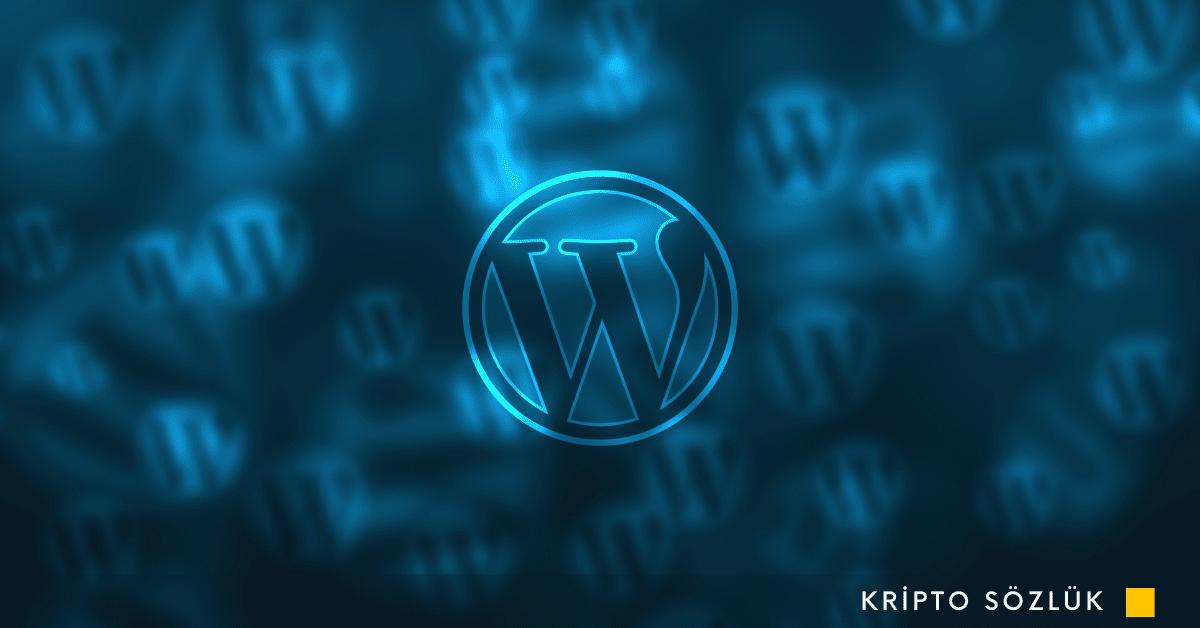 WordPress'ten Ethereum Reklam Eklentisi!