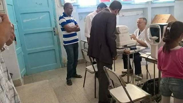 إعلام نادي البحوث والدراسات وجمعية النظارتيين بقابس