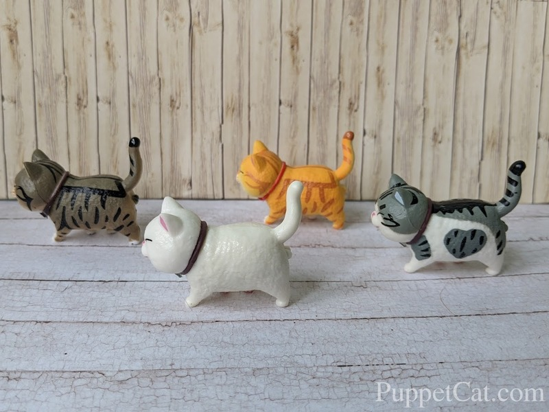 Фигурки котов