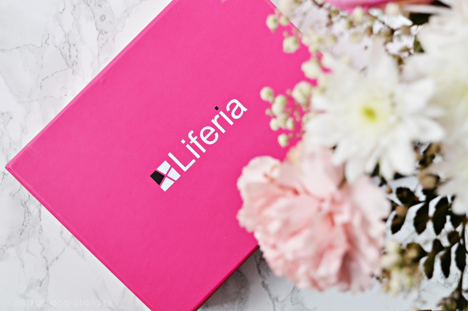 Pudełko Liferia - Kwiecień