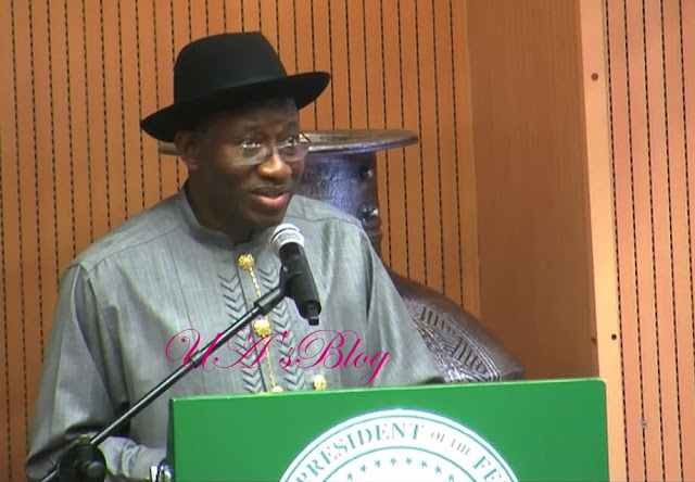 Restructuring alone cannot solve Nigeria's problems, says Jonathan