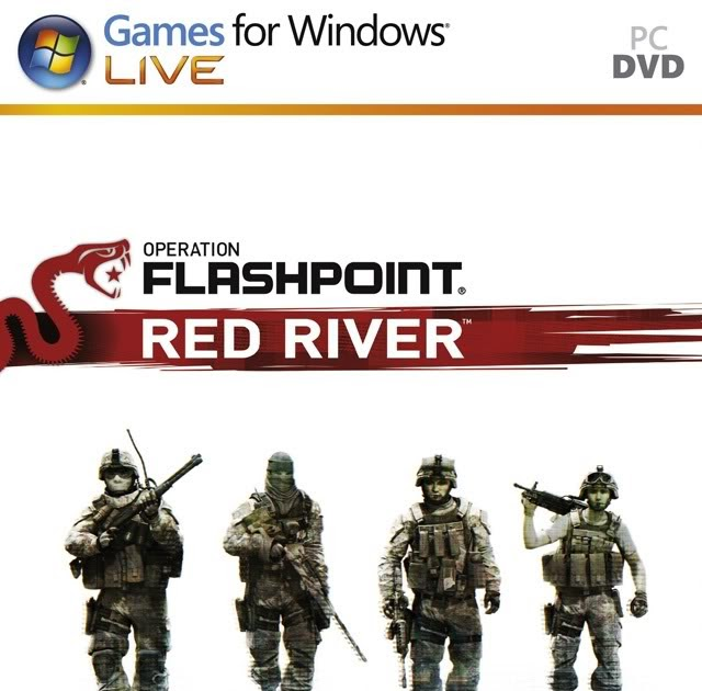 Operation Flashpoint Red River Pc Game Download Free Full