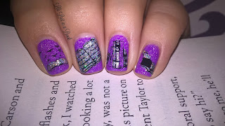 Literary Nails!