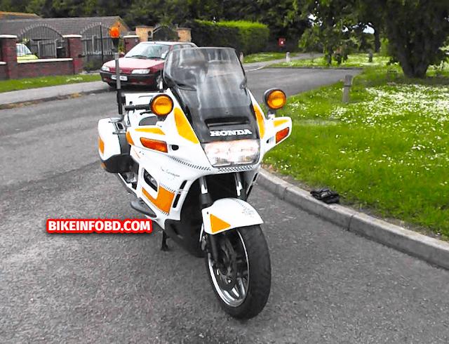 Honda ST1300 Pan European Police