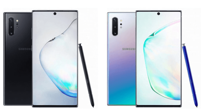 Samsung Galaxy Note 10 Launched, With 8GB of RAM and 3 Rear Cameras