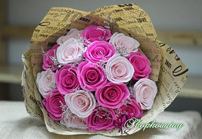 Kết quả hình ảnh cho hoa hồng giấy nhún