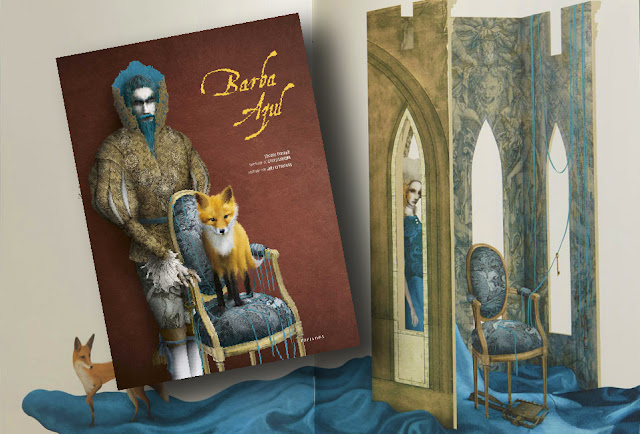 Gabriel Pacheco nos regala un Barba Azul de lo más interesante