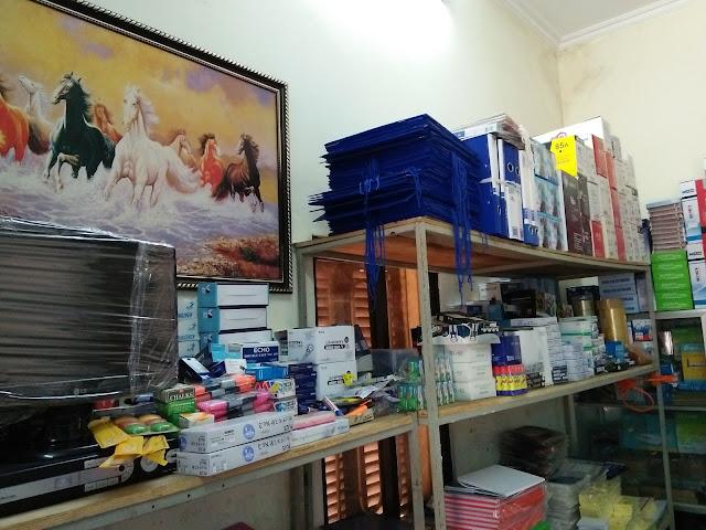 Văn Phòng Phẩm Tại Khai Sơn City