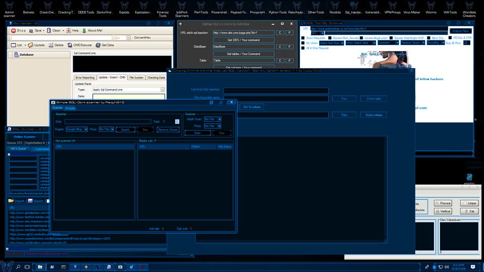 Windows 10 pro black edition