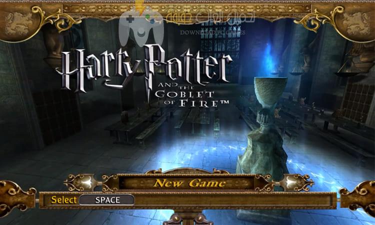 تحميل لعبة هاري بوتر 4 The Goblet of Fire للكمبيوتر