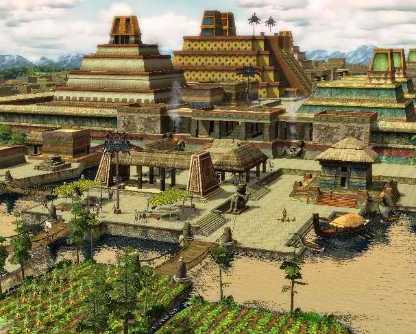 Top 10 Lost Civilizations of the Ancient World | Most ...