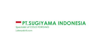 Lowongan Kerja PT. Sugiyama Indonesia Cikarang