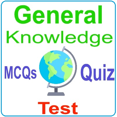 Basic General Knowledge MCQs Quiz Test 14 - Easy MCQs