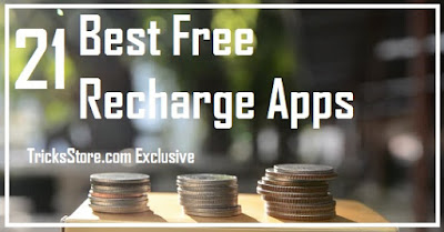 best free mobile recharge apps