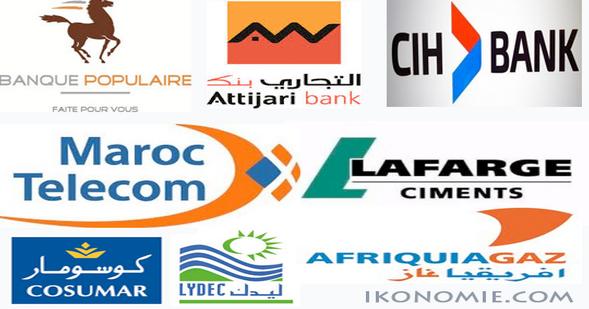 quelques emails rh des entreprises marocaines pour y