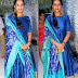 Dark Blue Cute Salwar