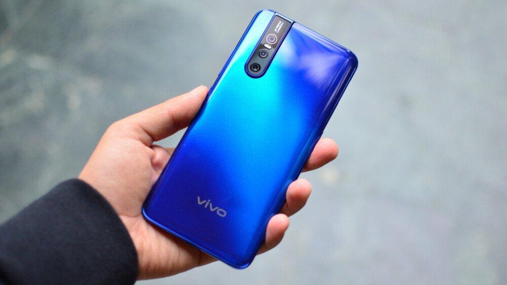 Spesifikasi Hp Vivo V15 Pro