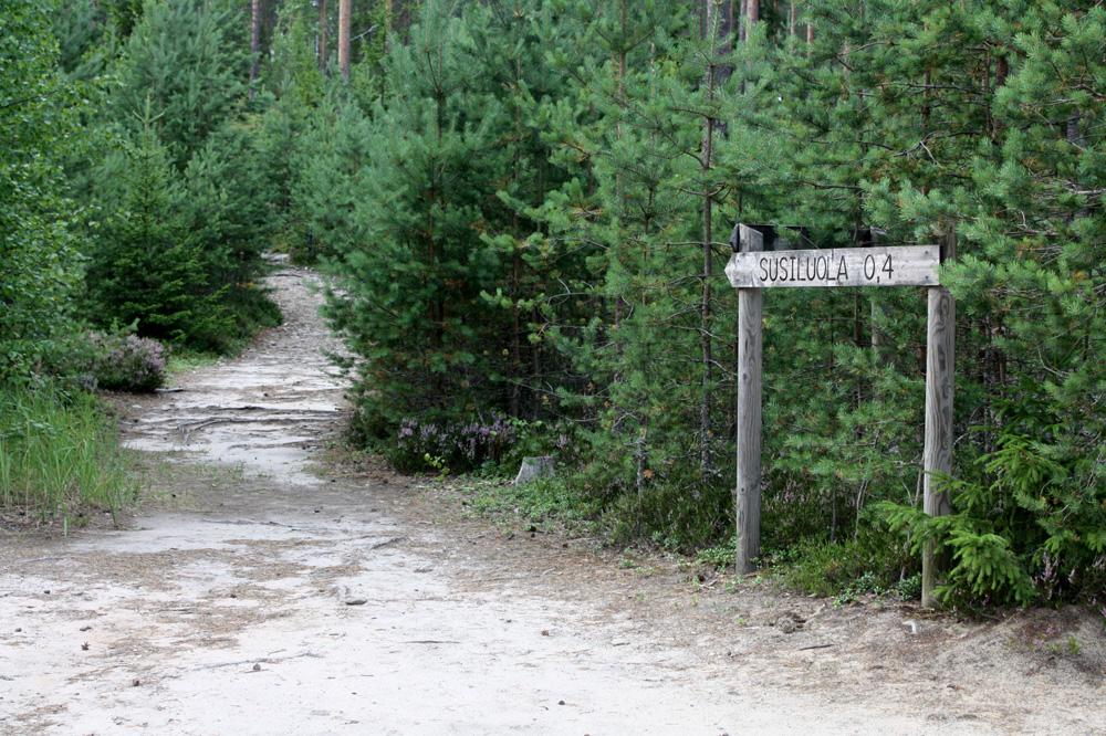 Suomi Tour: Susiluola