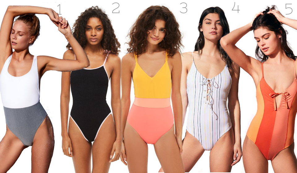 Swimsuits, Swimwear, Topshop, Free People, Urban Outfitters, Fashion, Summer, Vacation style, fashion blogger
