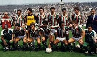 Fluminense Copa Kirin 1987