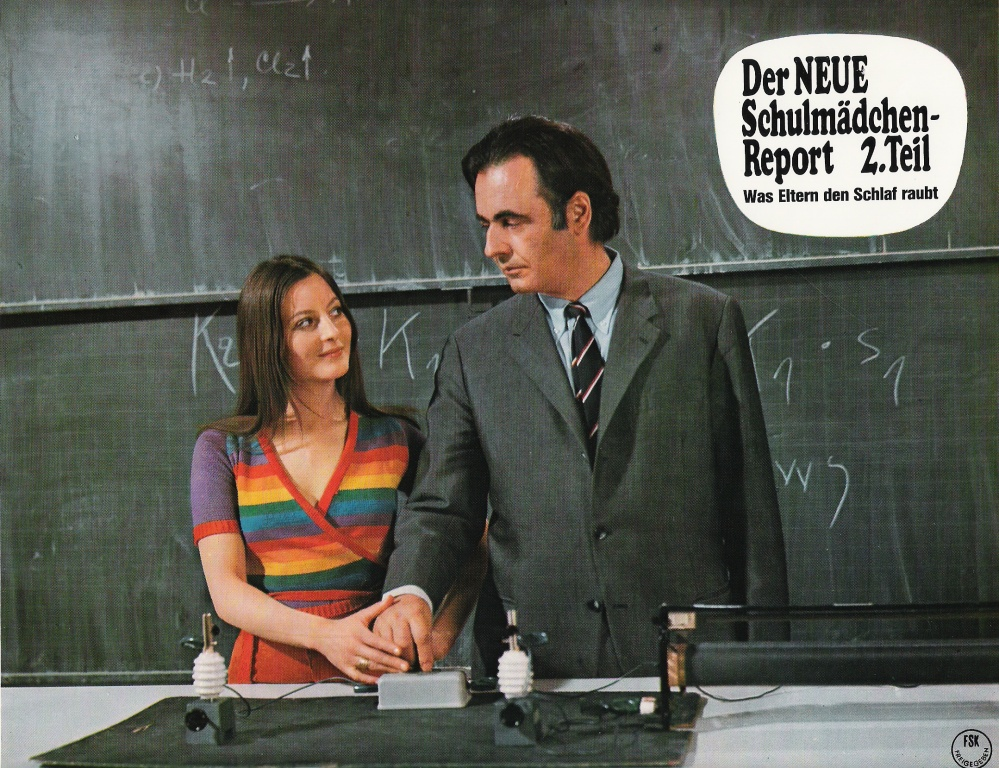 schulmadchen report