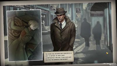Coffee Noir Business Detective Game Screenshot 15