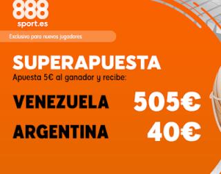 888sport superapuesta copa america Venezuela vs Argentina 28 junio 2019
