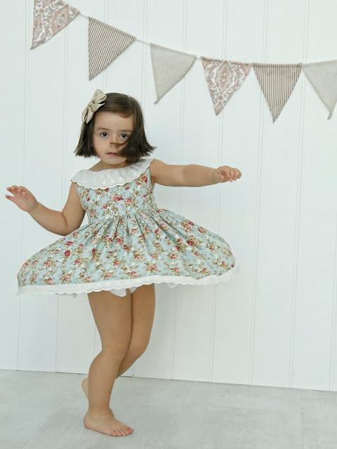 Vestido de vuelo niña Julie Dress
