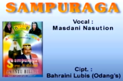 Lirik Lagu Tapsel Mandailing Masdani – Sampuraga