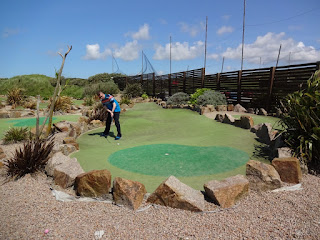 Breakers Realistic Miniature Golf at Les Mielles Golf & Country Club in Jersey