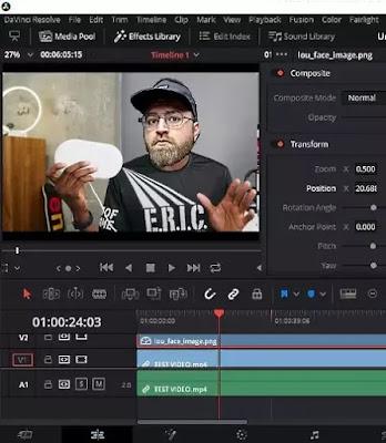 Software Untuk Tukar Wajah Dalam Video Terbaik-4