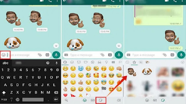 How to send stickers on Whatsapp ? How to send Diwali WhatsApp stickers