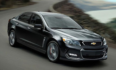 Chevrolet SS Sedan 2018 Review, Specs, Price